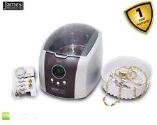 James Products ULTRA 7000 S Digitale a Ultrasuoni Gioielli & Grigio Spettacolo Pulitore