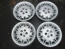 Genuine 2005 to 2007 Chrysler 300 17 inch bolt on hubcaps wheel covers set