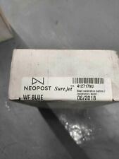 More details for neopost surejet ink wf blue - 350ml - 4127179u - new & sealed - free uk delivery