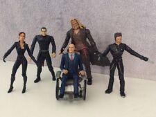 TOY BIZ MARVEL X MEN Le film Professeur X figurines Wolverine Jean Grey