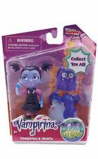 Vampirina Best Ghoul Friends Figure Set - Vampirina and Wolfie - BOX DAMAGE