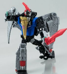 Transformers Power Of The Primes SWOOP Complete deluxe potp dinobot