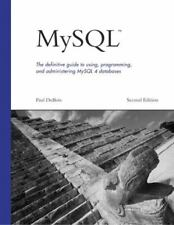 Mysql: The Definitive Guide to Using, Programming, and Administering Mysql 4.