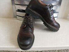 Men's Johnston & Murphy Saddle Oxford Shoes size 9 1/2 two tone brown