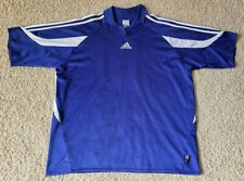 Vintage Retro adidas Men's Soccer Jersey Size Extra Large Xl Throwback Rare