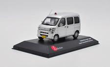 J-Collection 1/43 Alloy simulation car model Daihatsu Hijet Japan Poloce car
