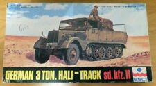 Maquette German 3 ton Half-Track sd.kfz.11 kit 1:72° - ESCI Polistil 8015 Neuf