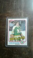1981-82 Topps Rc Don Beaupre #103 West