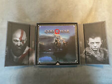 God of War Press Kit - #528/#2413 - RARE