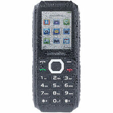Outdoor-Dual-SIM-Handy, Powerbank-Akku 4400mAh, IP67, 30 Tage Stand-by