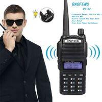 Baofeng UV-82 Real 8W Walkie Talkie VHF/UHF FM Dual Band Ham Two-way Radios 10KM