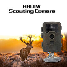 HD Waterproof Infrared Night Vision Game & Trail Hunting Scouting Ghost Camera