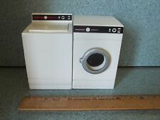 WASHER AND DRYER SET   -   DOLL HOUSE MINIATURE