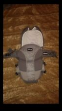 Chicco UltraSoft Baby Carrier - Vega with the removable bib