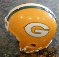 Green Bay Packers prototype Bart Starr endorsement mini helmet