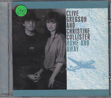 CLIVE GREGSON & CHRISTINE COLLISTER - home and away CD