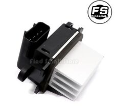 New Blower Motor Resistor Power For Ford Escape Expedition Explorer BL3Z19E624A
