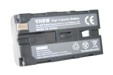 original vhbw® AKKU für SONY NP-F960 NP-F970 HDR-FX1 FX1E DCR-VX2100