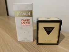 Guess Seductive 75ml EDT & Jovan White Musk 96ml Cologne