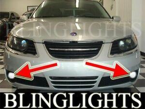 2006-2009 SAAB 9-5 SPORTSCOMBI XENON FOG LIGHTS DRIVING LAMPS LIGHT LAMP KIT