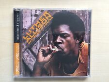 LUTHER ALLISON - BAD NEWS IS COMING (CD ALBUM)