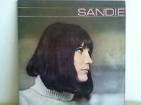 SANDIE   SHAW             LP      SANDIE