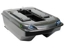 "Carp Madness Futterboot ""XXL 2,4 Ghz"" komplettes Set Carbon BAitboat"