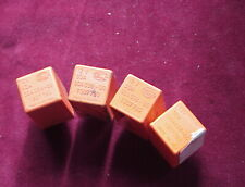 Volvo 240 1307793 Used Relay Group of FOUR. Three-Hella-Germany One-USA