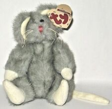 New listing 1993 Ty Attic Treasures Collection Plush Toy Mouse Squeaky With Tag New.