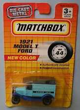 Matchbox 1921 Model T Ford Good Year from 1993 - New & Carded