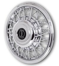 4x 13 inch Spoke Wheel Cover hubcap trim cap covers classic car wheelcap