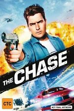 The Chase DVD Charlie Sheen New Sealed Australia Region 4