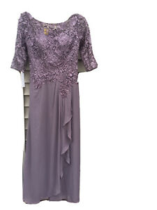 JJ's House Mother Of The Bride Wedding/Formal Occassion Dress Size 10 NWT