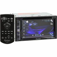 Pioneer AVH-X390BS Double DIN Bluetooth DVD Stereo Receiver (Ships as AVH-500EX)