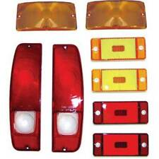 Lens Kit for 1970-1977 Bronco w/ Side Marker Lights*FREE 1-3 DAY SHIPPING*