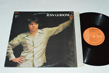 JEAN GUIDONI Self-titled LP 1977 RCA France PL-37066 Pop Chanson VG+/VG Vinyl
