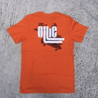 Ollie skateboarding shirt T-shirt: A Secret History with Alan Gelfand image