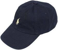 Ralph Lauren Men's 100% Cotton Baseball Caps