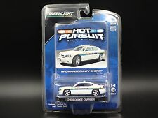 2008 DODGE CHARGER BROWARD COUNTY SHERIFF 2011 GREENLIGHT HOT PURSUIT SERIES 7