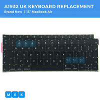 """A1932 REPLACEMENT KEYBOARD  APPLE MACBOOK AIR 13"""" 