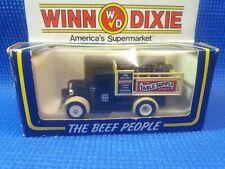 WINN DIXIE AMERICA'S SUPERMARKET 1/64  1925 TABLE SUPPLY