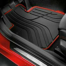 BMW F30 3 series GT 2012-2014 GT SPORT LINE ALL WEATHER FLOOR MATS FRONTS ONLY