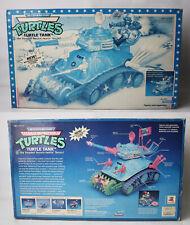 RARE VINTAGE 1991 TMNT MUTANT NINJA TURTLES TURTLE TANK BANDAI NEW NOS !