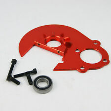 Orange Aluminium spur gear plate for HPI BAJA 5B SS 5T 5SC Rovan KM