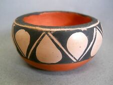 SIGNED TENORIO Kewa Santo Domingo Small Native American Pottery Collectible