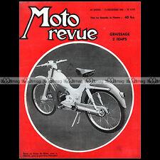 MOTO REVUE N°1319 VIBERTI VELOCETTE 200 VALIANT MOTOBECANE 175 Z23C MURIT 1956