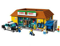 LEGO 71016 - The Simpsons Kwik-E-Mart - NEU & OVP