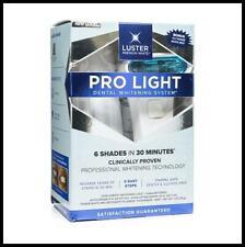 Luster Premium White Pro Light Dental Teeth Whitening System Exp. 07/2020 SEALED