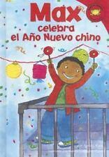 Max celebra el Ano Nuevo chino (Read-it! Readers en Español: La vida-ExLibrary