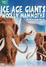 ICE AGE GIANTS - WOOLLY MAMMOTHS (DVD)
